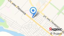 DeLaWeb на карте