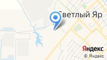 Светлоярская районная ДЮСШ на карте