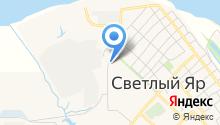 Кадастровый инженер Кулаков О.С. на карте