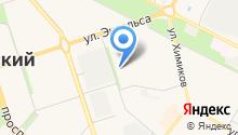 Волжский машиностроительный техникум на карте