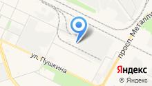АВМ-Групп на карте