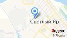 Светлоярский детский сад №7 на карте