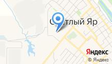Светлоярский детский сад №4 на карте