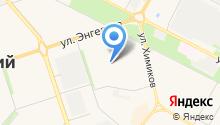 Волжский институт экономики, педагогики и права на карте