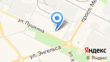Варна на карте