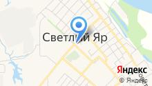 Мобис на карте