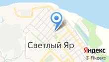 Центр социальной защиты населения по Светлоярскому району на карте