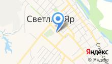 Отдел МВД России по Светлоярскому району на карте