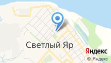 Светлоярская детская школа искусств на карте