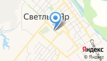 Центр занятости Светлоярского района на карте