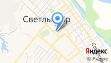 Нотариус Степанова И.А. на карте