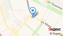 Сантех-Турбо на карте