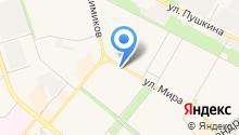 Суши Фишка на карте