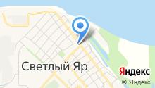 Суд Светлоярского района на карте