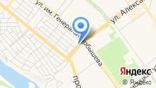 ВолгаВес на карте