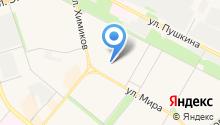 Волжский учебный центр подготовки частных охраников Нацгвардия, НОЧУ ДПО на карте