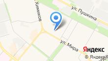 Адвокатский кабинет Овчинникова В.В. на карте