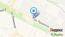 Волжанка-2 на карте