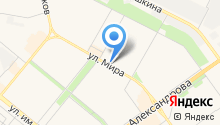 PLATON на карте