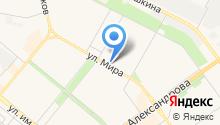 Волжский центр социального обслуживания населения на карте