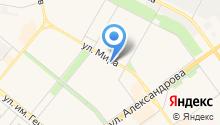 Адвокатская консультация №5, Волгоградская областная коллегия адвокатов на карте