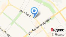 StarNet на карте
