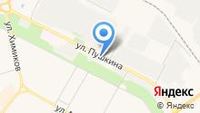 Волжанка-1 на карте