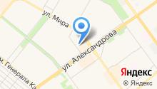 OFFENDER на карте