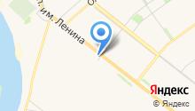 Bibiki.net на карте