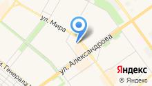 Belita Bitex на карте