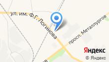 Волжская электроремонтная компания на карте