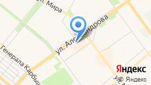 Tessoro на карте