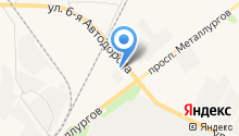 Биндер на карте