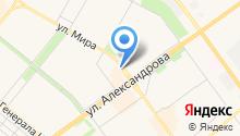 Ай Ас на карте