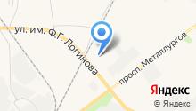 АгроМир на карте