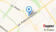 БлокПОСТ на карте