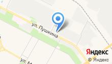 VIN-CODE на карте