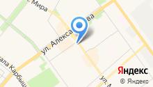 Айтерра на карте