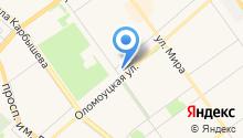 Волгоградское областное Управление инкассации на карте