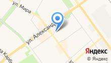 Ателье №1 на карте