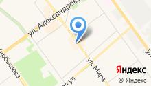 АВС 34 ТУР на карте