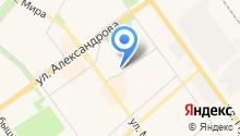 БЕЛУН на карте
