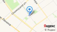 Аква-сервис плюс на карте