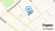 Богема Тревел на карте