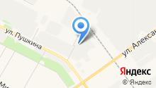 Волгабас Волжский на карте