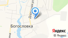 Администрация Богословского сельсовета на карте