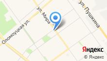 Волжский Мебельный Комбинат, ЗАО на карте
