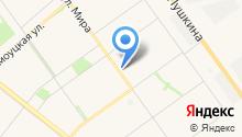 SV print на карте