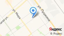 АкваЛайф на карте