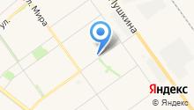 Бизнес-Контакт на карте